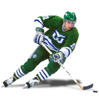 Ron Francis, Hartford Whalers NHL