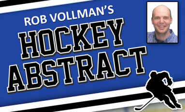 Book Review: Rob Vollman's Hockey Abstract
