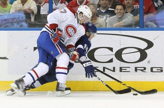 Blake Geoffrion, Montreal Canadiens
