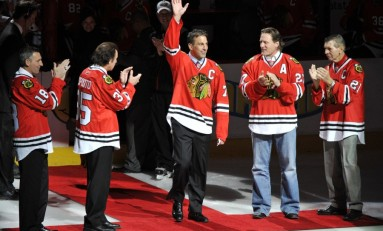 Top 5 Captains in Blackhawks History