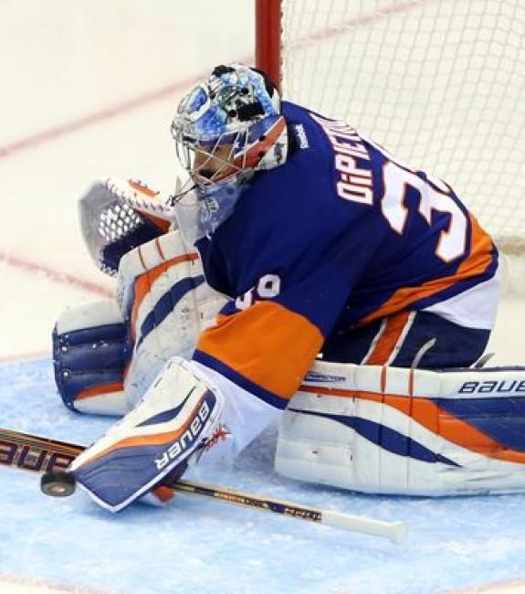 Rick DiPietro, New York Islanders