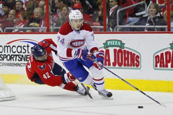 Ex-Montreal Canadiens defenseman Alexei Emelin