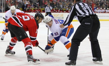 New Jersey Devils: Down the Middle