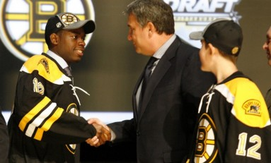 Is Malcolm Subban on Pace for a Short Bruins Career?