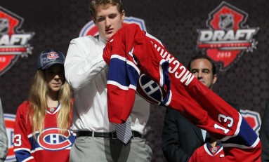 Habs Send a Draft Day Message to Fans: Size Matters