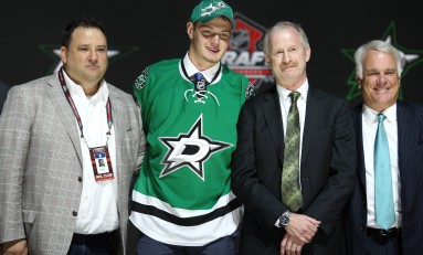 No More Nichushkin in Dallas