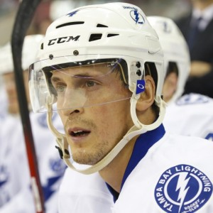 Vincent Lecavalier was bought by the Lightning in 2013, ending an era for the franchise. (James Guillory-USA TODAY Sports)