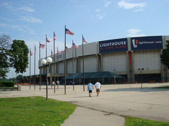 Nassau Coliseum, New York Islanders, NHL