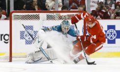 Five Red Wings Looking for Full-Time Jobs
