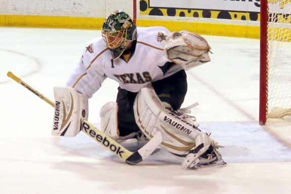 Jack Campbell, NHL Preseason, NHL, Dallas Stars, NHL