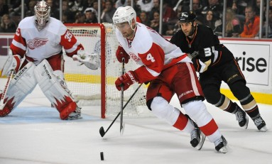 Wings Waive Jakub Kindl, Tried to Trade Him