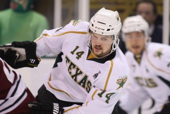 Jamie Benn Texas Stars