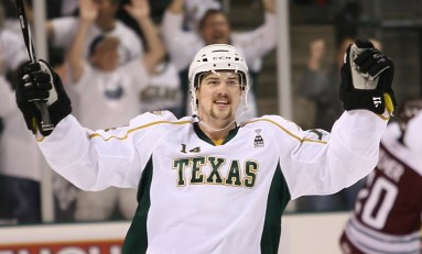 When Jamie Benn Came to Town