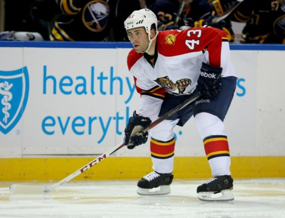 Mike Weaver, Florida Panthers