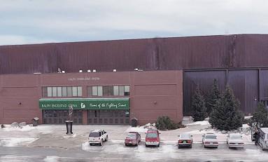 UND Hockey: Remembering the 'Old Ralph' Engelstad Arena