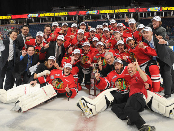The Portland Winterhawks are looking for their fourth straight finals trip (WHL.ca)