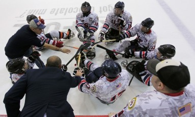 Sledge Hockey: Can Team Canada Catch Team USA?