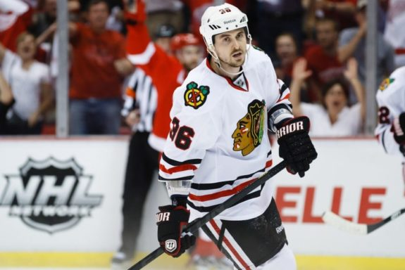 Dave Bolland Chicago Blackhawks