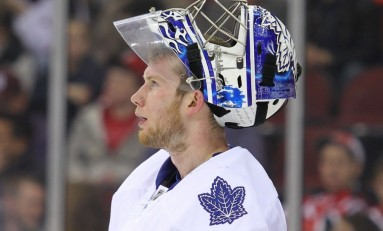 Is 2015-16 James Reimer's Swan Song With Toronto?