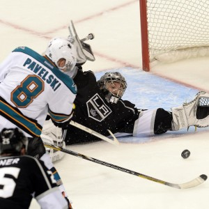 Sharks fans still have a nightmare about this one (Jayne Kamin-Oncea-USA TODAY Sports)