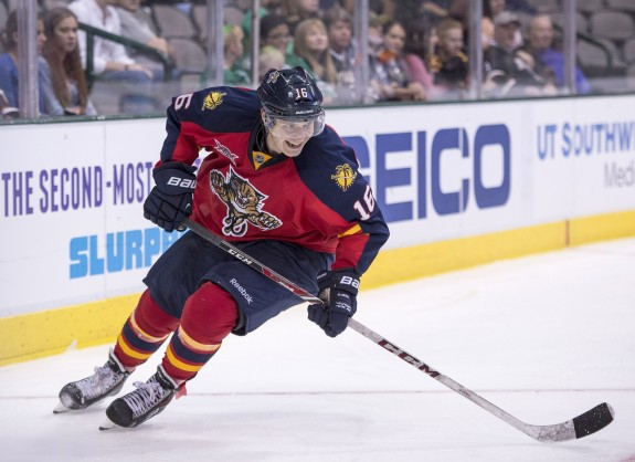 With pieces already in place, such as Aleksander Barkov, Florida's latest additions suggest these aren't the usual Panthers anymore.