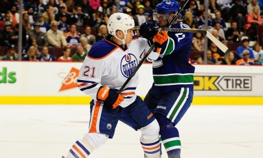 Andrew Ference Captains Culture Change in Edmonton
