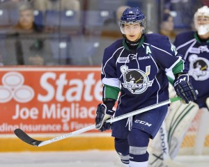 Connor Carrick (Terry Wilson/OHL Images)