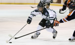 Christine Bestland, Mercyhurst Lakers (Ed Maillaird/HurstAthletics.com)