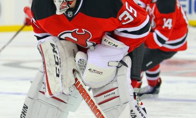 Rejuvenated Schneider Leading Devils Rise in Standings