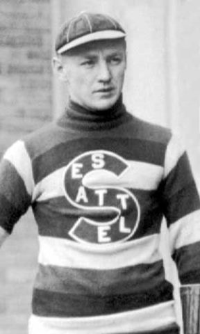 Cully Wilson, Seattle Metropolitans