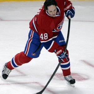 Ex-Montreal Canadiens forward Daniel Briere