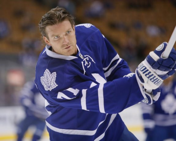 Maple Leafs, David Clarkson