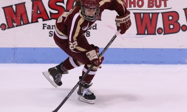 NCAA Women's Hockey Round-Up: November 12th, 2014