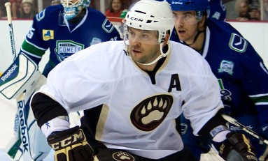 Hershey Bears Notebook: Shooting and the Power-Play