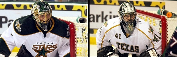 Jack Campbell and Christopher Nilstorp (Ross Bonander / THW)