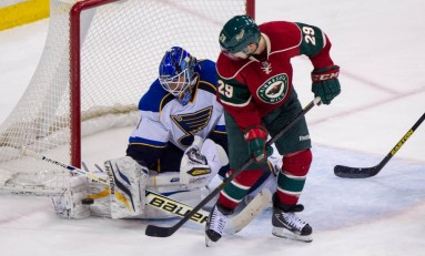Contingency Plans for Blues' Unsure Goaltending