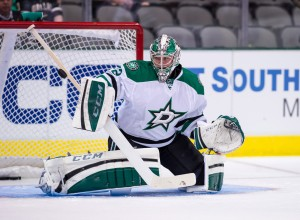 Lehtonen played more games than any other goalie this season