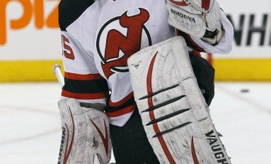 Goaltending Controversy Arising Deeper in the Devils Organization