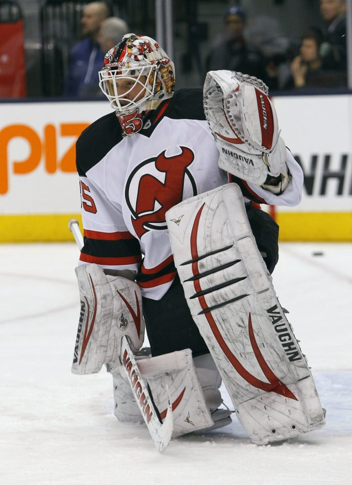 For Albany Devils Goaltender Keith Kinkaid It Is Now or Never b7fc7dc27