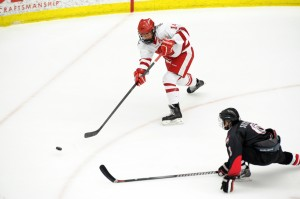 Madison Packer, Wisconsin Badgers (Dale Steenberg/Wisconsin Athletics)