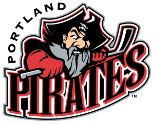 Portland Pirates logo