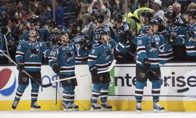 Sharks Power Play Should be Even Better This Season