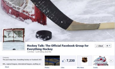 Hockey Talk: The Official Facebook Group for Everything Hockey