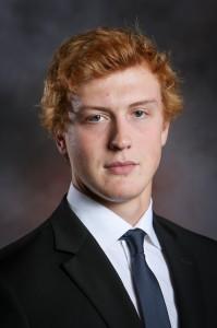 UND freshman Paul LaDue, UND athletics