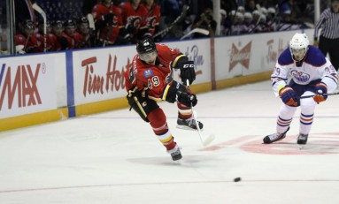 A Look Back At 2013 Calgary Flames Prospect Camp