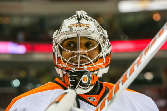 Philadelphia Flyers - Ray Emery - Photo By Andy Martin Jr