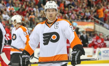VIDEO: Santa Claude (Giroux's) Top 5 Stocking Stuffer Goals