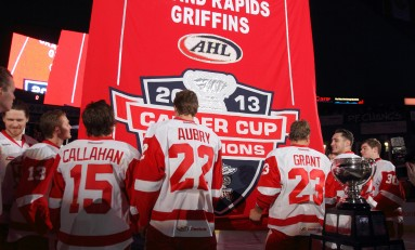 Grand Rapids Griffins: A Night 18 Years in the Making