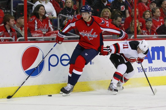 Ryan Mantha plays a similar game to Jeff Schultz. (Geoff Burke-USA TODAY Sports)