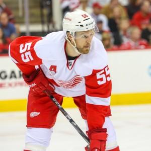 Niklas Kronwall of the Detroit Red Wings.